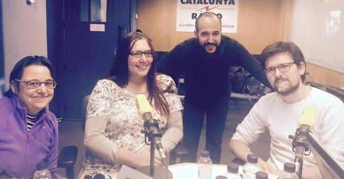 Amors Plurals i Ignasi Puig al programa El suplement de Catalunya Ràdio